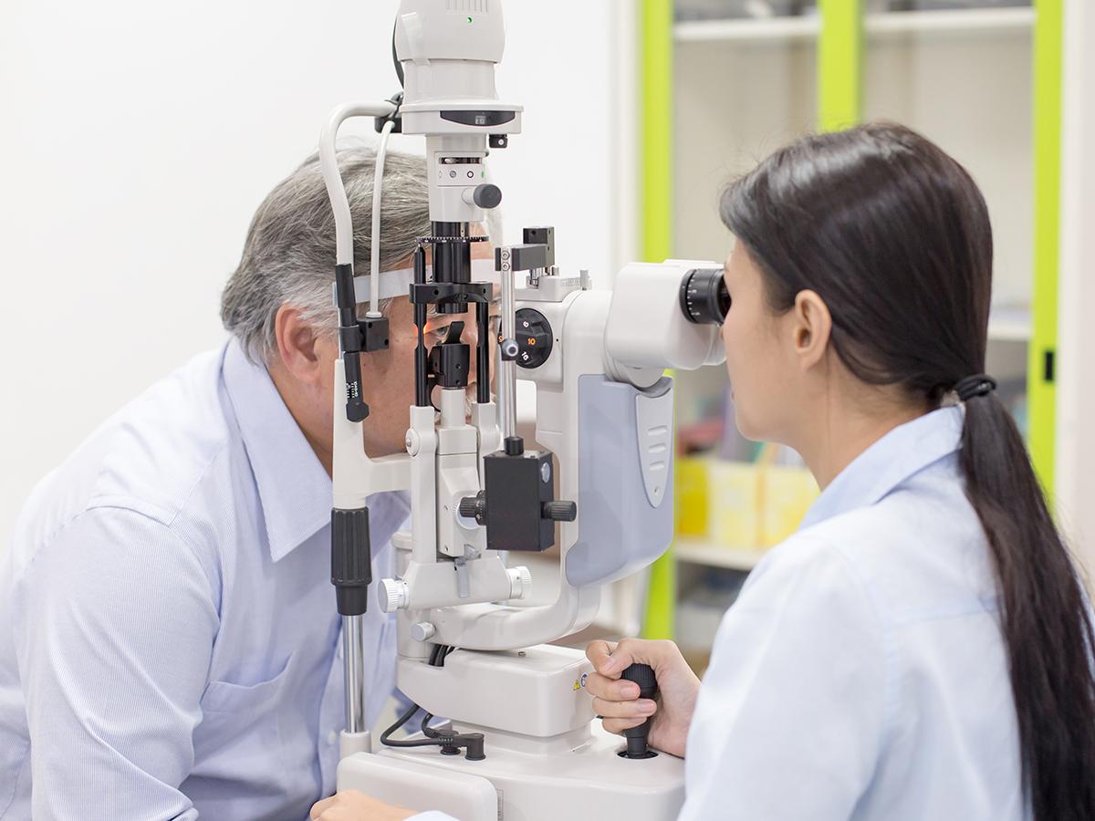 Hoạt động chuyên khoa mắt