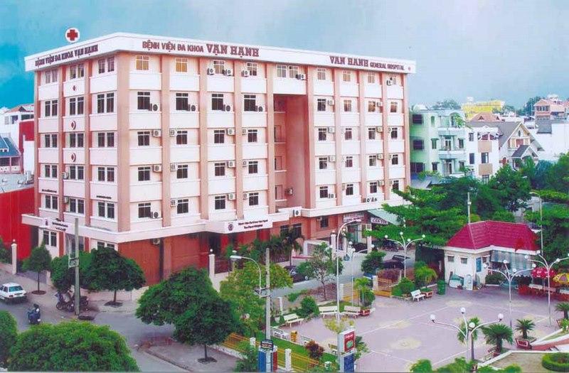 hình ảnh bệnh viện