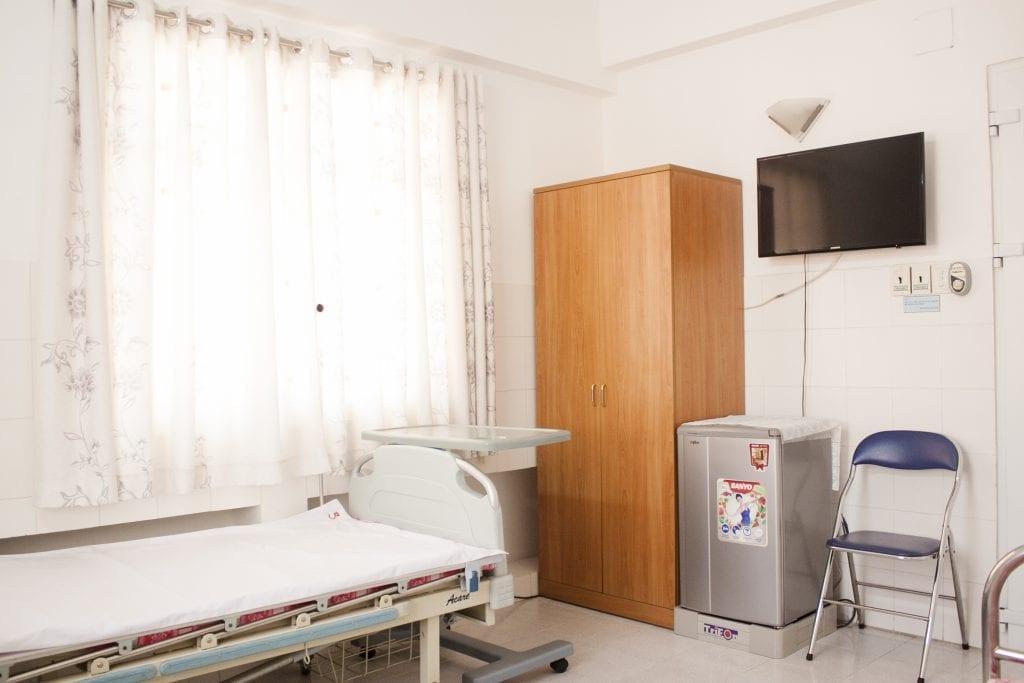 Phòng dịch vụ bệnh viện vạn hạnh