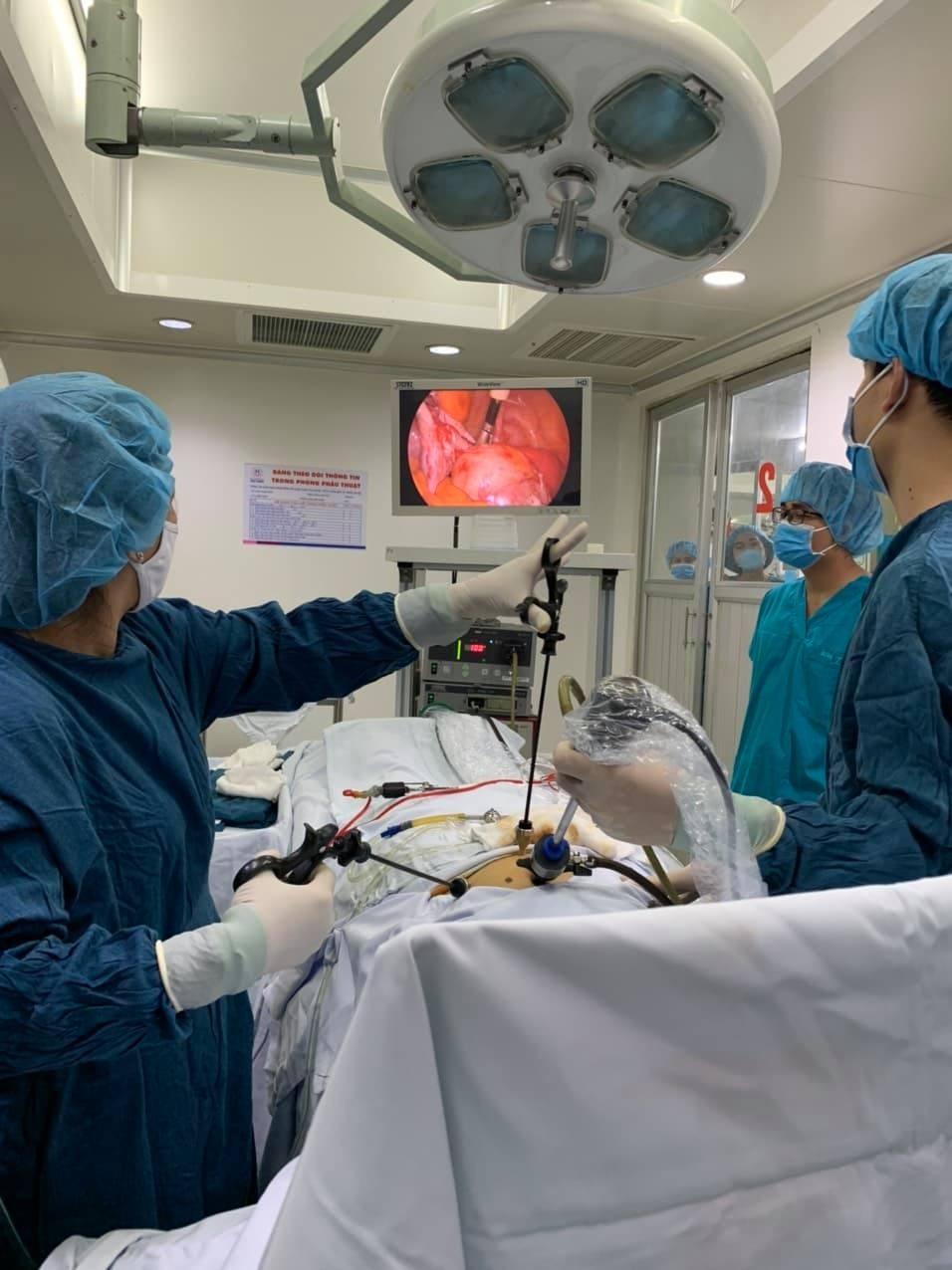 khoa gây mê tại bệnh viện vạn hạnh